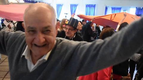 La provincia agasajó a los adultos mayores en su día