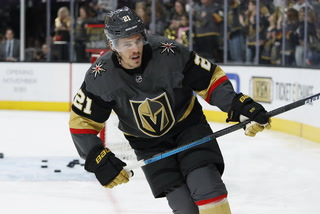 Golden Knights' Nick Cousins scores in his Vegas debut -VIDEO