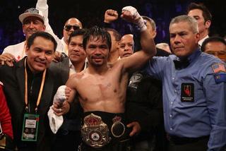 Manny Pacquiao derrotó a Adrien Broner y retuvo el título peso wélter