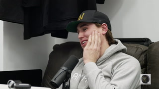 Golden Knights Zach Whitecloud Joins the Golden Edge Podcast – Video