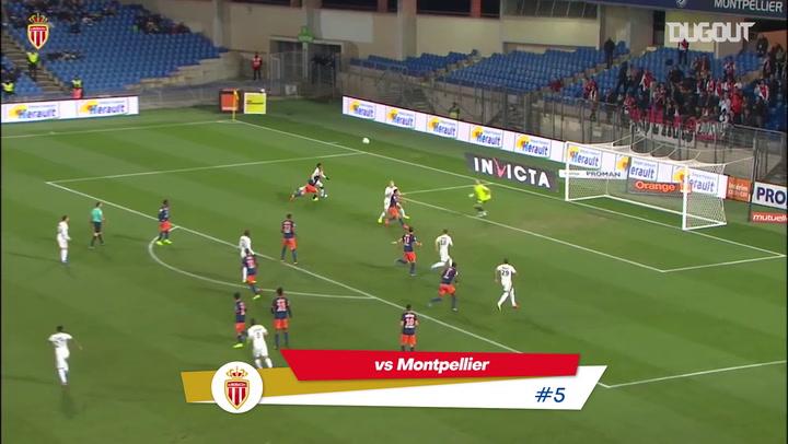 Los mejores goles de Kamil Glik con el AS Mónaco