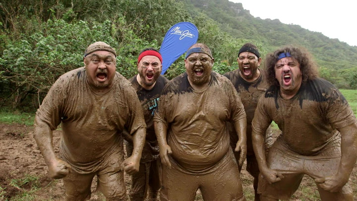 Prepare for Mud, Sweat and Tears on Season 2 of 'Fluffy Breaks Even'