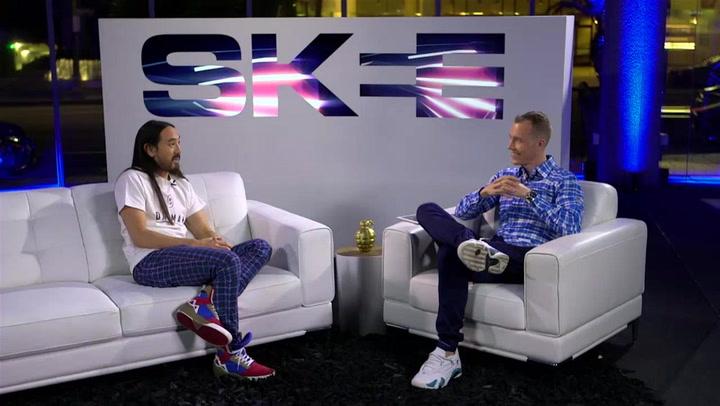 Steve Aoki Talks About His Future