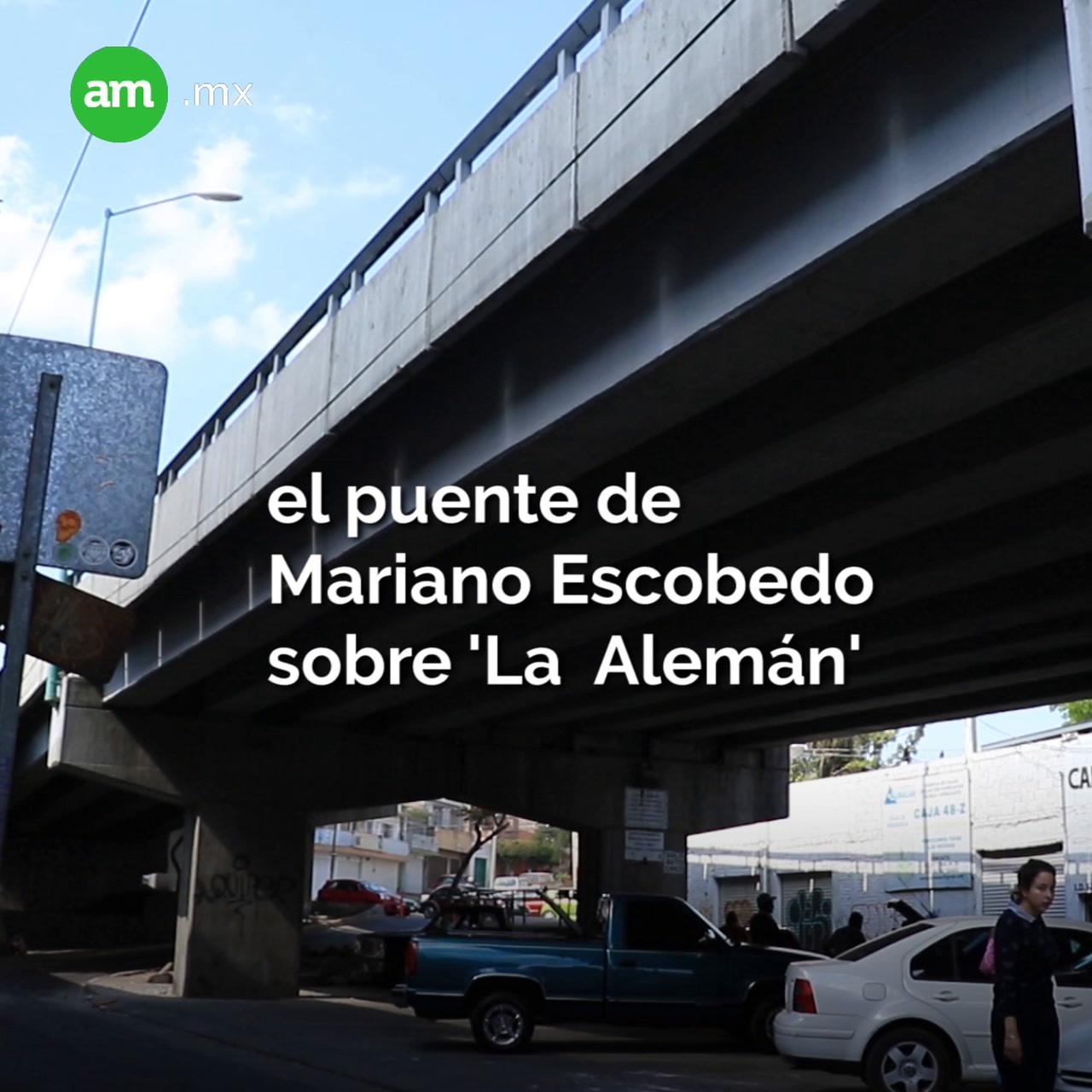 Reparan puente de Mariano Escobedo