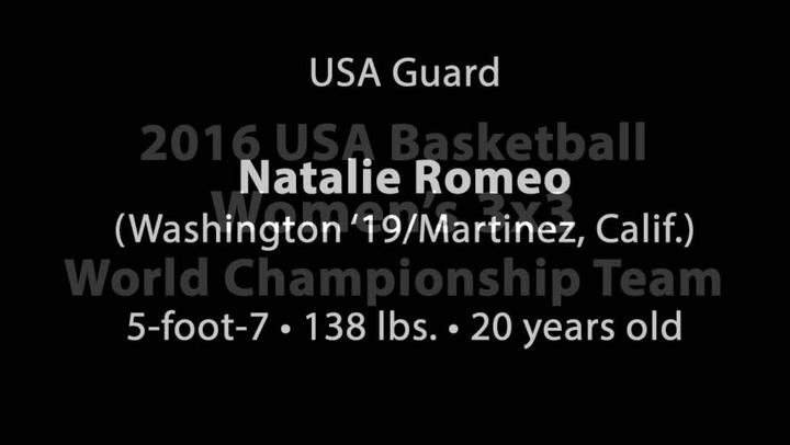 Natalie Romeo