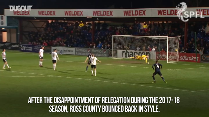 Ross County 2018-19 Season Review