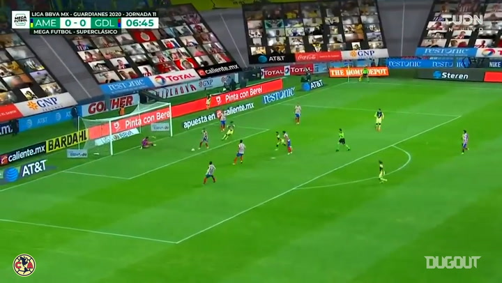 América's victory over Chivas