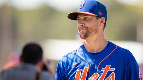 How long can Mets' Jacob deGrom maintain his current level of dominance?