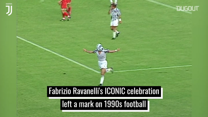 The story behind Fabrizio Ravanelli's iconic celebration