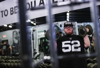 Raiders fan's weight loss journey – Video