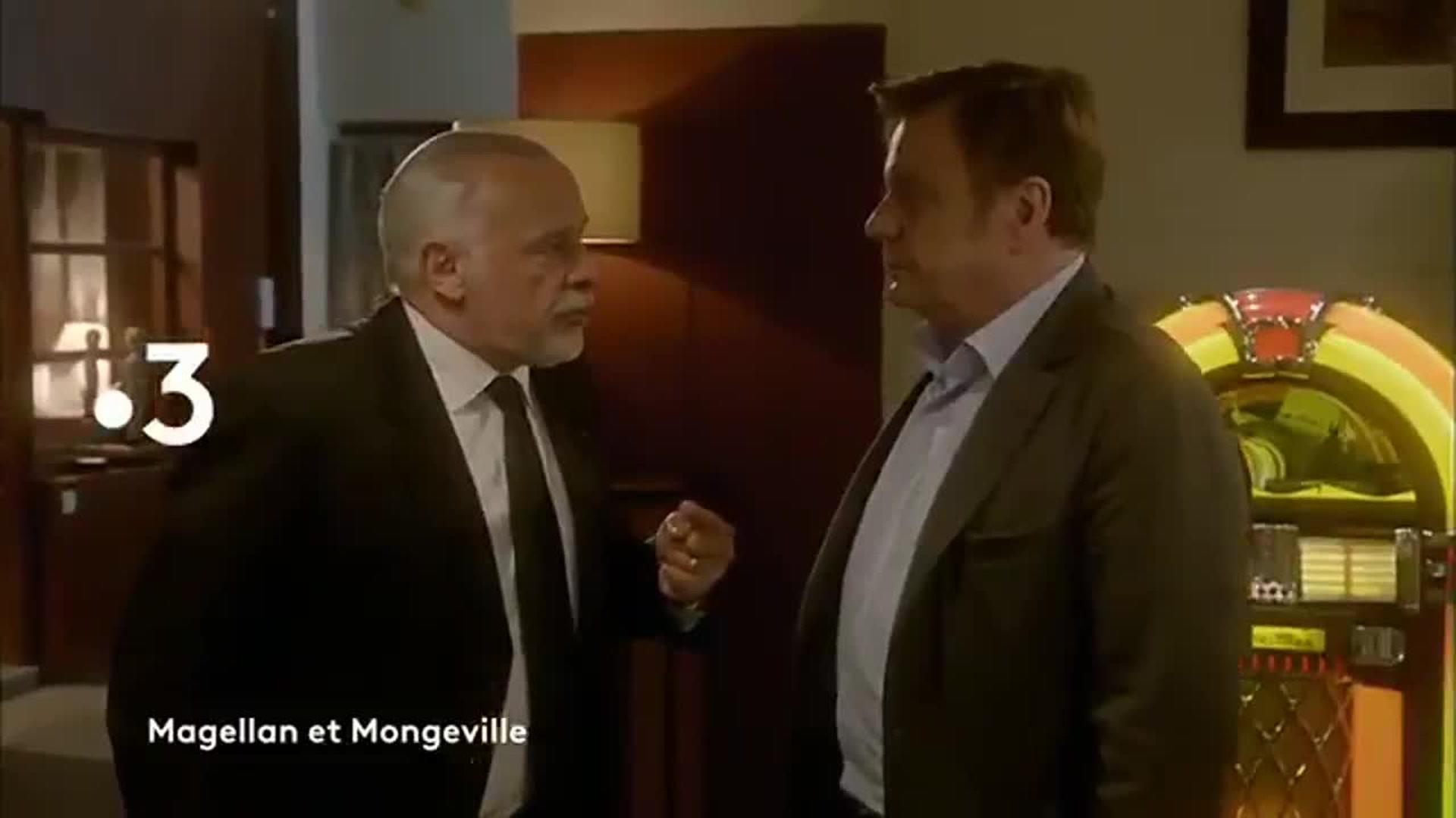 Commissaire Magellan : Magellan et Mongeville : Folle jeunesse