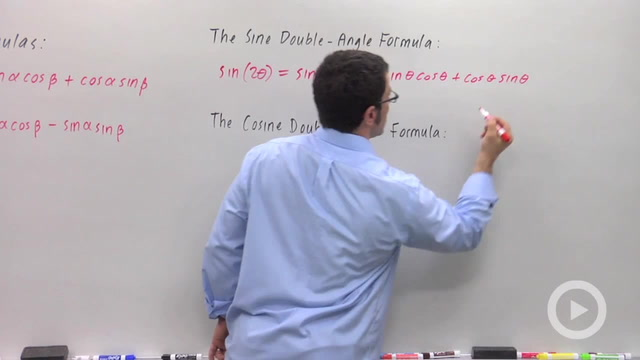 The Double-Angle Formulas