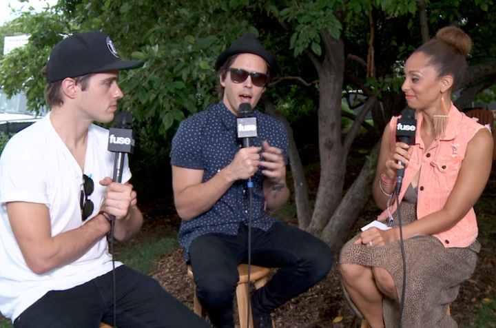Festivals: Lollapalooza 2013: Atlas Genius on Getting Pranked by Tourmates Imagine Dragons