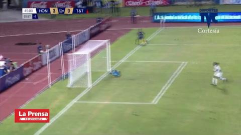 El doblete de Alberth Elis contra Trinidad y Tobago