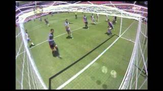Benfica se pone a ganar contra Chivas con un gol de Raúl de Tomás