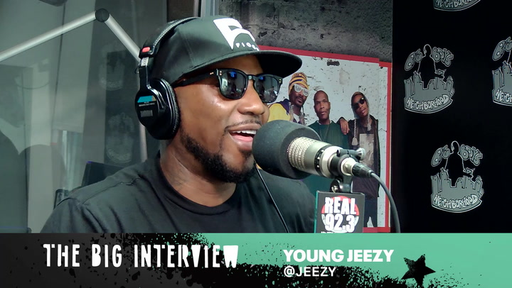 Jeezy Reminisces On His Life And The Music Industry