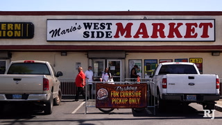 Owner of Mario's West Side Market talks about his role in community – Video