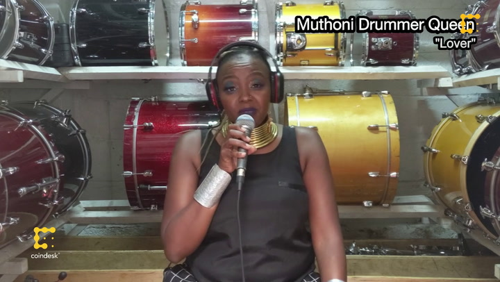 Muthoni Drummer Queen Performs 'Lover' Live at Consensus: Distributed