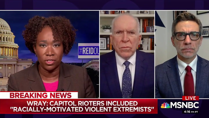Brennan: 'Now We Have Adults in the White House' Actually Working