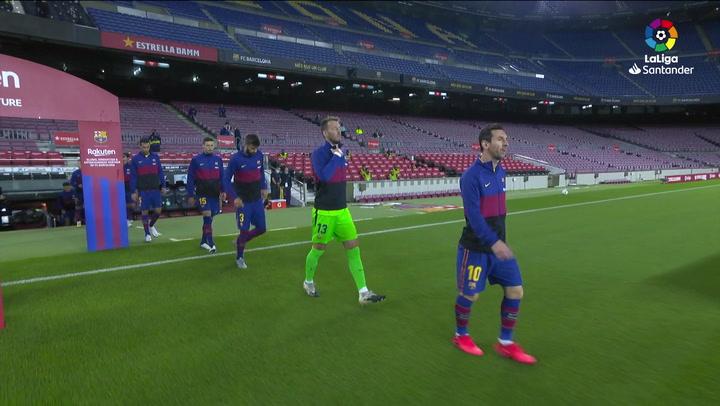 LaLiga Santander (J.3): Barcelona 4-0 Villarreal