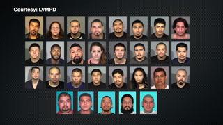 Las Vegas Metropolitan Briefing – 18th street gang