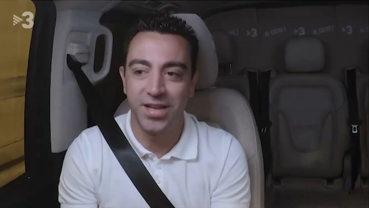 "Xavi: ""Mi objetivo es ser entrenador del Barça"""
