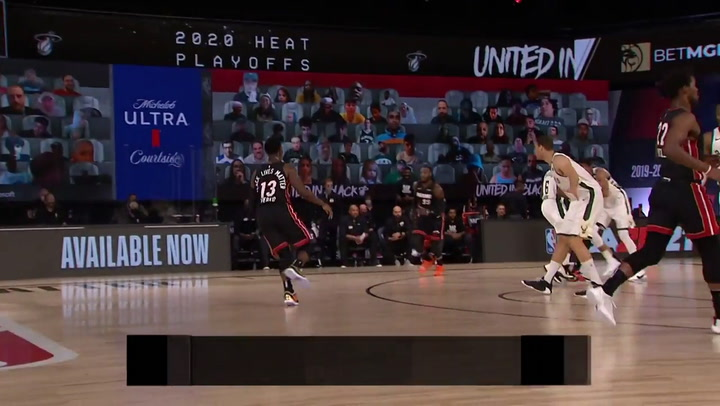 Resumen de la jornada de la NBA, el 4 de septiembre de 2020