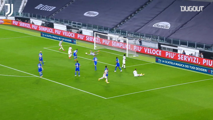 The best of Kulusevski at Juventus so far