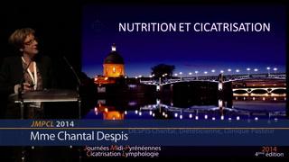 Nutrition et cicatrisation