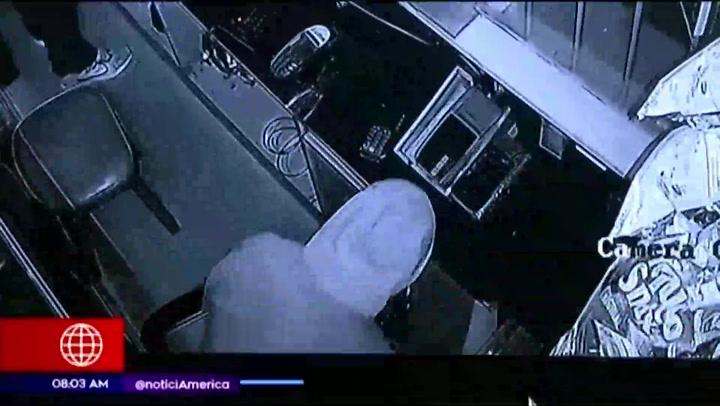 Asaltan por octava vez un agente bancario en San Martín de Porres
