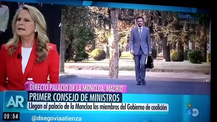 """Máxima tensión en 'El programa de Ana Rosa': """"¡Vete a la...!"""""""