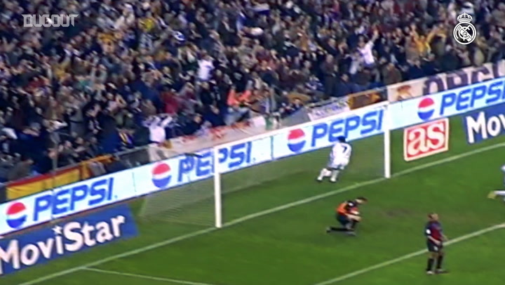 Incredible Goals: Roberto Carlos' Stunning Free-Kick Vs FC Barcelona