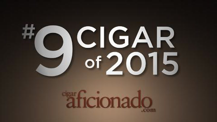 No. 9 Cigar of 2015