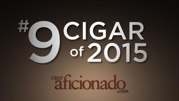 No. 9 Cigar of 2015