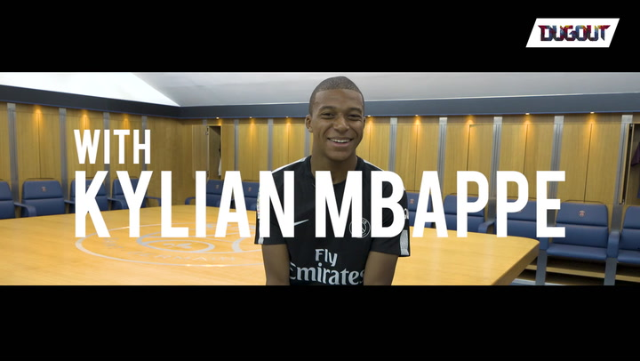 My First: Kylian Mbappé