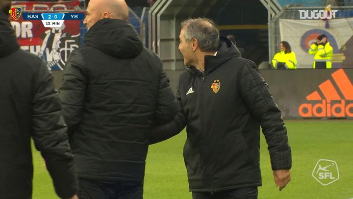 Omar Alderete's first goal of the 2019-20 Swiss Super League