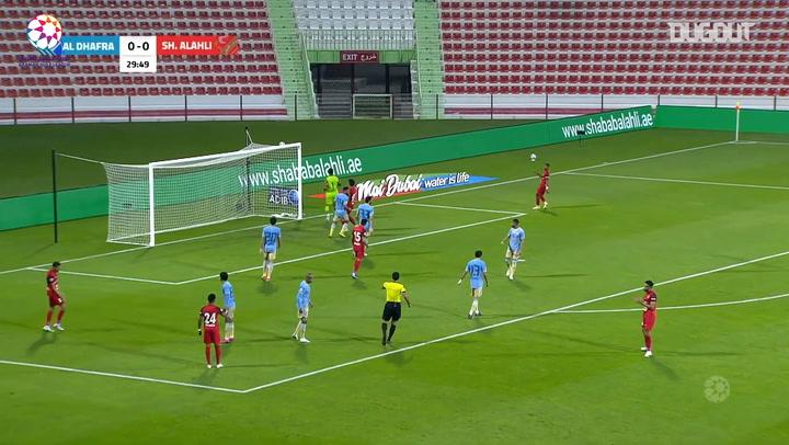 Highlights: Shabab Al-Ahli 0-0 Al-Dhafra