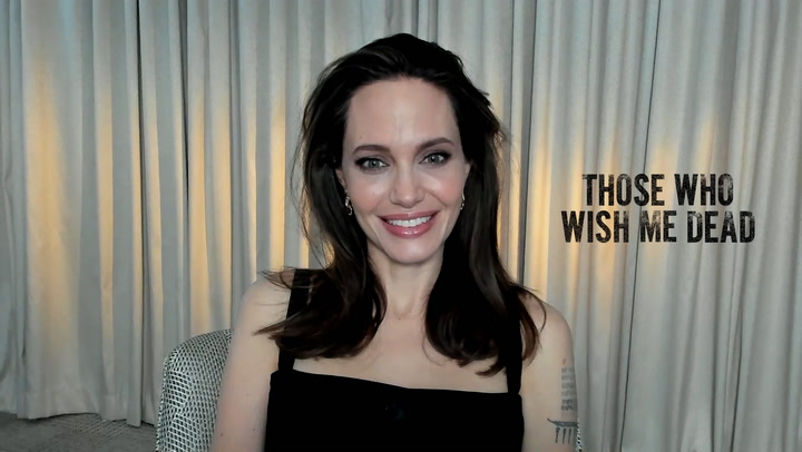 'Those Who Wish Me Dead' Interview with Angelina Jolie