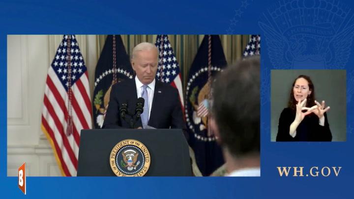 Joe Biden Blames Failures on