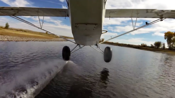 Flyet er en hårsbredd fra katastrofe