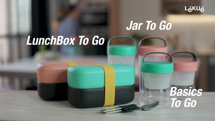 Preview image of Lekue To Go Lunchbox video