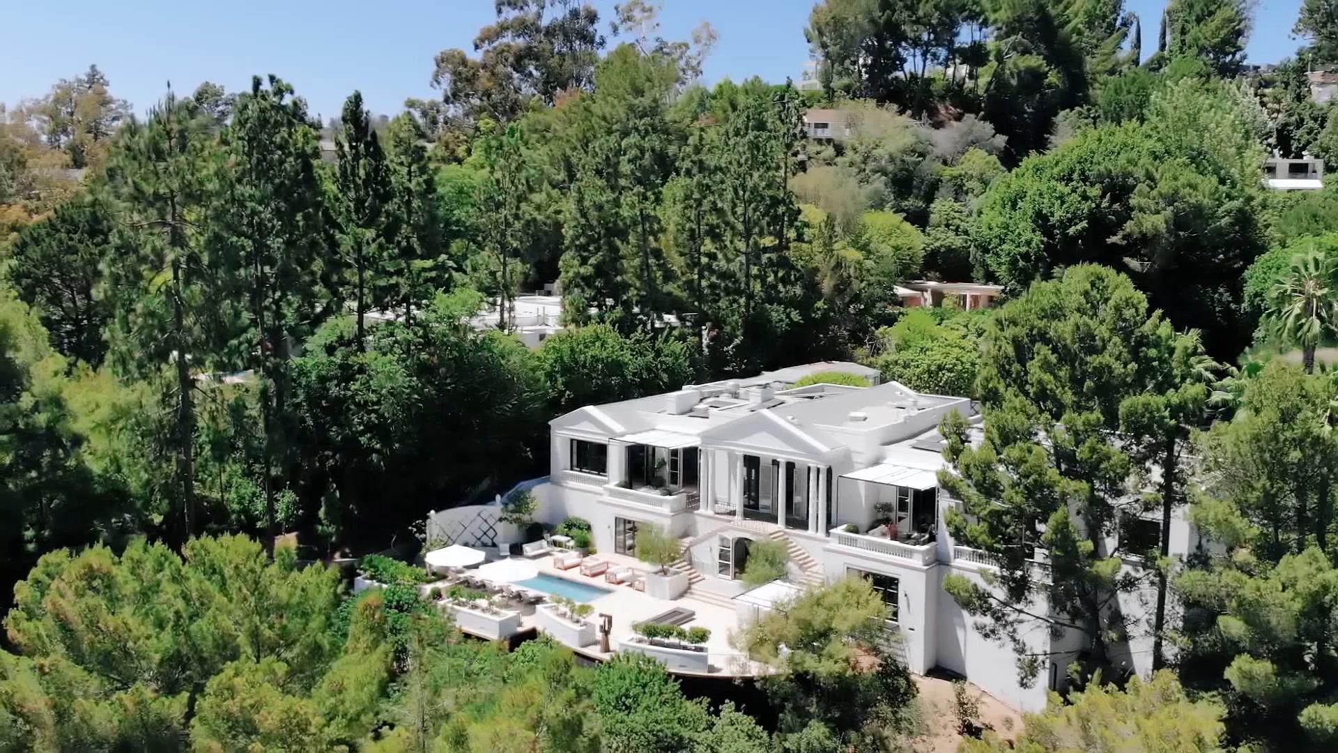 Tracy + Sean | Los Angeles, California | Private Estate