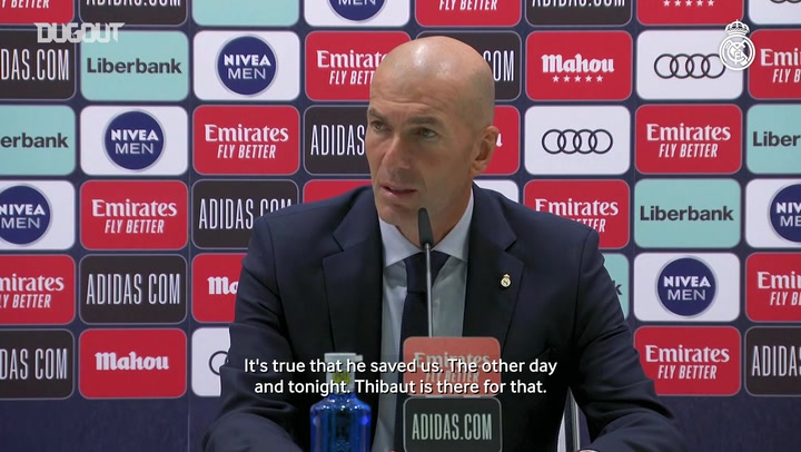 Zidane: 'The key was to take the three points'