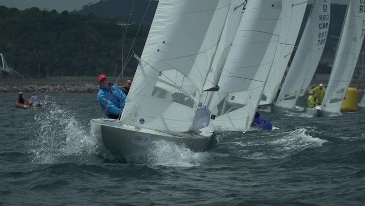 Última jornada del 46 Trofeo CaixaBank Conde de Godó de vela