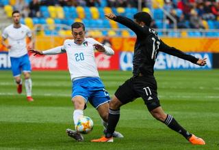 Italia derrotó a México en el debut de ambos del Mundial Sub-20 de Polonia