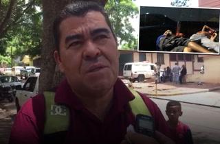 Padre de joven muerto en las afueras del Nacional: