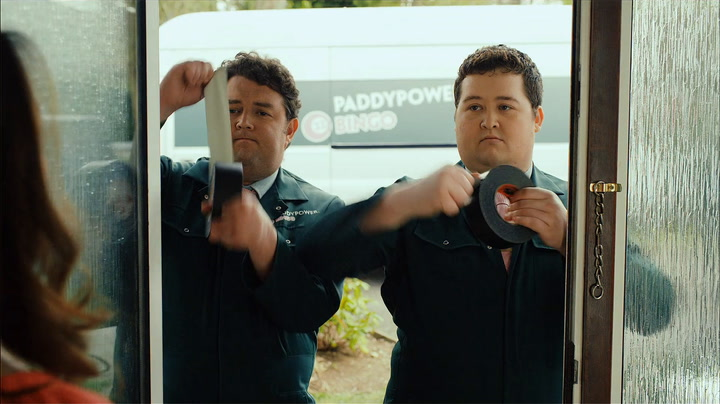PADDY POWER - HUSBAND REMOVAL