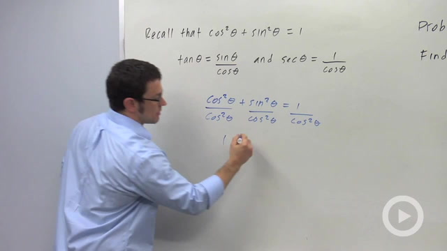 The Reciprocal Trigonometric Functions - Problem 3