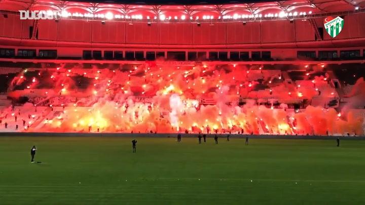 Bursaspor Celebrate 57th Birthday