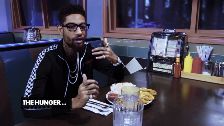 Hunger and Flow: PnB Rock
